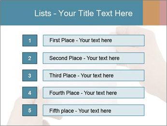 Blank Paper Sheet PowerPoint Templates - Slide 3