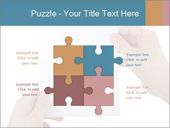 Blank Paper Sheet PowerPoint Templates - Slide 43