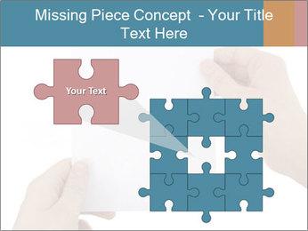 Blank Paper Sheet PowerPoint Templates - Slide 45