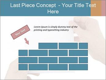 Blank Paper Sheet PowerPoint Templates - Slide 46