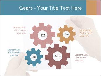 Blank Paper Sheet PowerPoint Templates - Slide 47