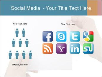 Blank Paper Sheet PowerPoint Templates - Slide 5