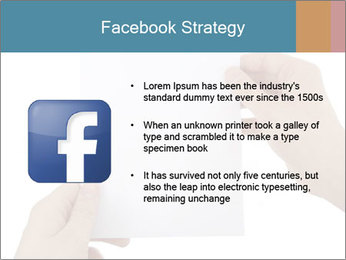 Blank Paper Sheet PowerPoint Templates - Slide 6