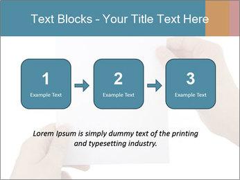 Blank Paper Sheet PowerPoint Templates - Slide 71