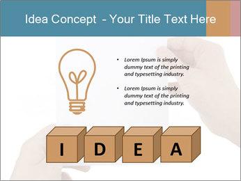 Blank Paper Sheet PowerPoint Templates - Slide 80