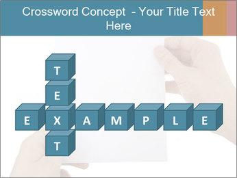 Blank Paper Sheet PowerPoint Templates - Slide 82