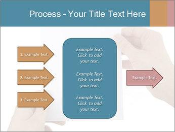 Blank Paper Sheet PowerPoint Templates - Slide 85
