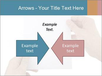 Blank Paper Sheet PowerPoint Templates - Slide 90