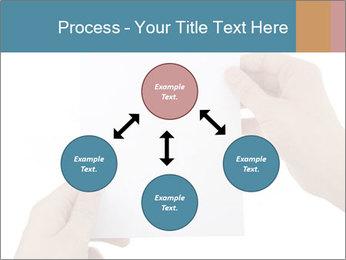 Blank Paper Sheet PowerPoint Templates - Slide 91