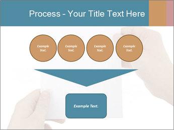 Blank Paper Sheet PowerPoint Templates - Slide 93