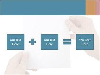 Blank Paper Sheet PowerPoint Templates - Slide 95