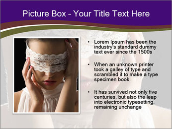 Baroque Woman PowerPoint Templates - Slide 13