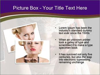 Baroque Woman PowerPoint Templates - Slide 20