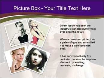 Baroque Woman PowerPoint Templates - Slide 23