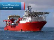 Marine Boat PowerPoint Templates