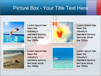 Marine Boat PowerPoint Template - Slide 14