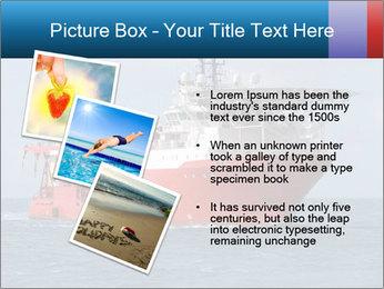 Marine Boat PowerPoint Template - Slide 17