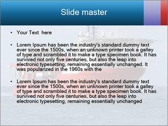 Marine Boat PowerPoint Template - Slide 2