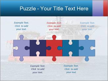 Marine Boat PowerPoint Template - Slide 41