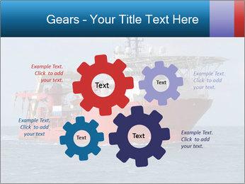 Marine Boat PowerPoint Template - Slide 47