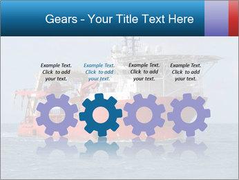 Marine Boat PowerPoint Template - Slide 48