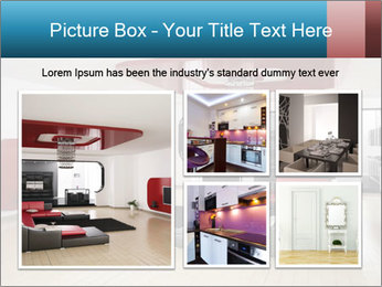 LCD TV In Living Room PowerPoint Template - Slide 19