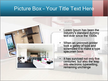 LCD TV In Living Room PowerPoint Template - Slide 20