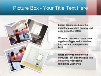 LCD TV In Living Room PowerPoint Template - Slide 23
