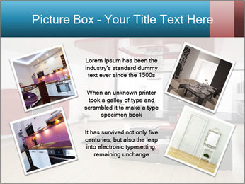 LCD TV In Living Room PowerPoint Template - Slide 24