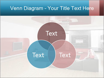 LCD TV In Living Room PowerPoint Template - Slide 33