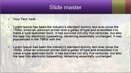 Tractor PowerPoint Template - Slide 2