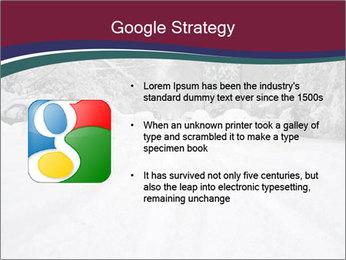 Blizzard in Washington PowerPoint Template - Slide 10