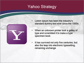 Blizzard in Washington PowerPoint Template - Slide 11