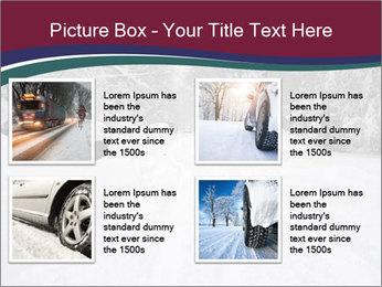 Blizzard in Washington PowerPoint Template - Slide 14
