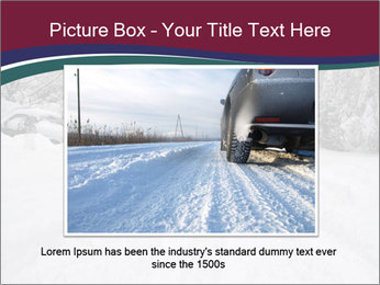 Blizzard in Washington PowerPoint Template - Slide 15