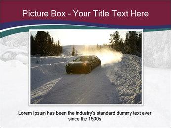 Blizzard in Washington PowerPoint Template - Slide 16