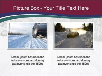 Blizzard in Washington PowerPoint Template - Slide 18