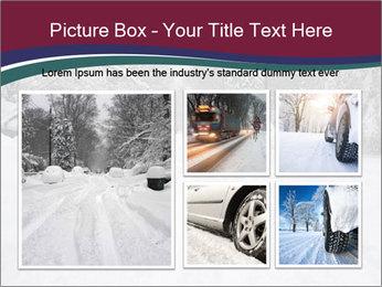 Blizzard in Washington PowerPoint Template - Slide 19