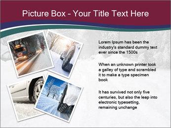 Blizzard in Washington PowerPoint Template - Slide 23