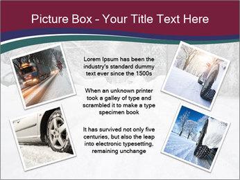 Blizzard in Washington PowerPoint Template - Slide 24