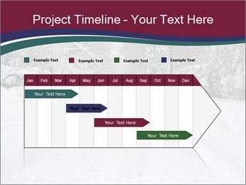 Blizzard in Washington PowerPoint Template - Slide 25