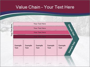 Blizzard in Washington PowerPoint Template - Slide 27