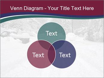 Blizzard in Washington PowerPoint Template - Slide 33
