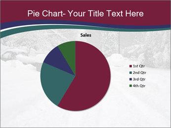 Blizzard in Washington PowerPoint Template - Slide 36
