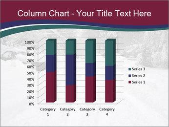 Blizzard in Washington PowerPoint Template - Slide 50
