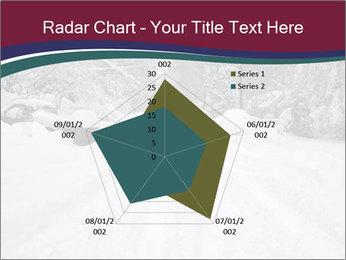 Blizzard in Washington PowerPoint Template - Slide 51