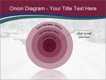 Blizzard in Washington PowerPoint Template - Slide 61
