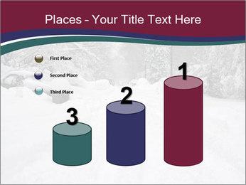 Blizzard in Washington PowerPoint Template - Slide 65