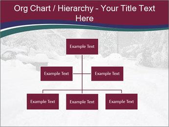 Blizzard in Washington PowerPoint Template - Slide 66