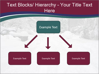 Blizzard in Washington PowerPoint Template - Slide 69